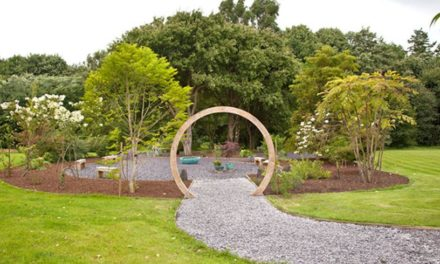 Treborth Botanic Garden voted as one of the best in the UK