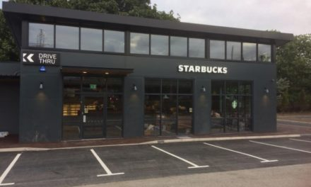 Starbucks Drive-Thru Coffee Shop at Llandygai to open this Friday