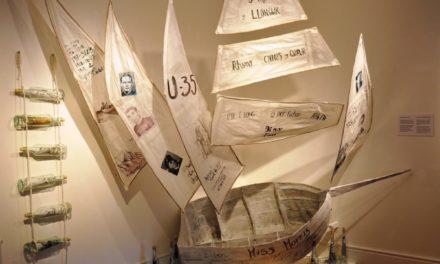 Project commemorates the War at Sea at Storiel, Bangor