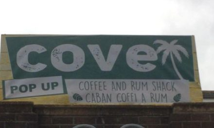 Cove 'Pop Up' Coffee & Rum Shack to Open on Sackville Road