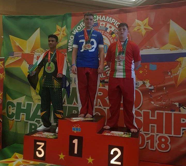 Bangor Kick-Boxers 'Clean-Up' at World Championships