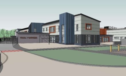 Planning approved for new Ysgol y Garnedd in Bangor