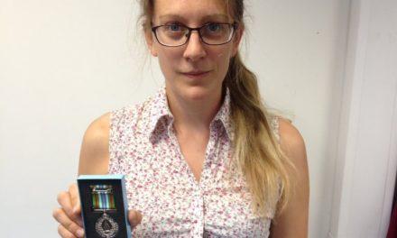 Bangor University Researcher returns Ebola Medal in healthcare protest