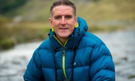 TV presenter Iolo Williams to give talk at Pontio