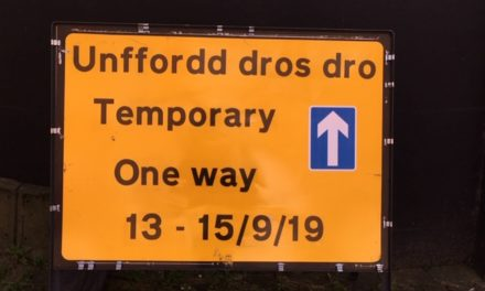 Traffic delays expected during Bangor University welcome week
