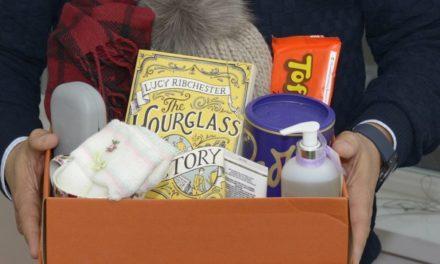 Bangor Christmas shoebox appeal for the elderly