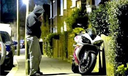 Police warning after increase in motorbike thefts in Bangor