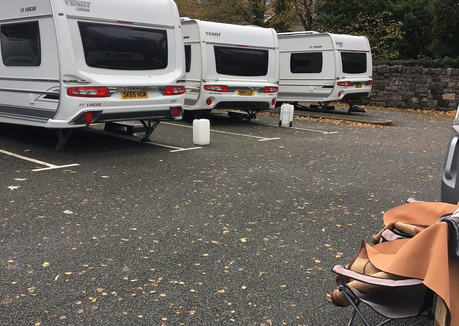 Travellers are 'driving shoppers away' from Bangor High Street
