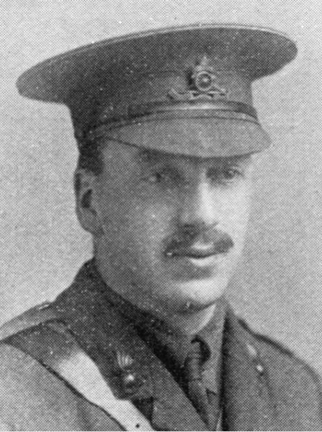 Archive staff research biographies of Bangor University fallen: 1914-1918