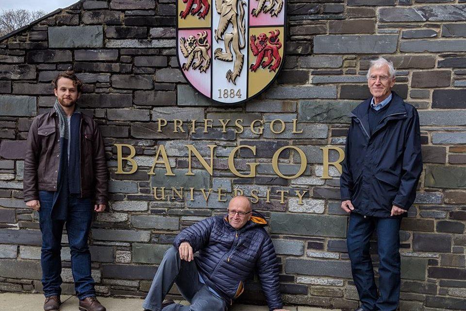 Three generations of graduates visit Bangor University
