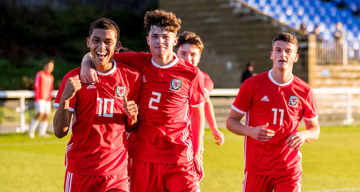Watch Wales U19s European Championship Games Free at Bangor City