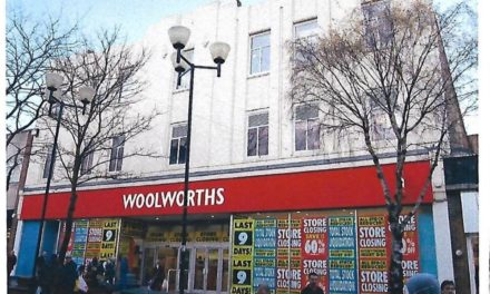 It's ten years since Woolworths closed on Bangor High Street