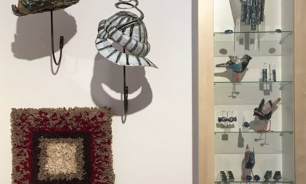 'New Again' exhibition at Storiel showcases recycled art