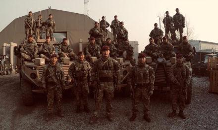 Bangor soldier prepares for 250km desert 'ultra-marathon'