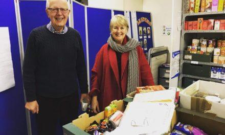 'Reverse Advent Calendar' Campaign Donates To Local Foodbanks