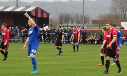 Boxing Day Delight for Bangor City