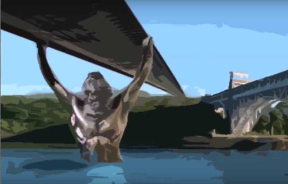 'Pont Bendigeidfran' to be considered for 3rd Menai Strait crossing