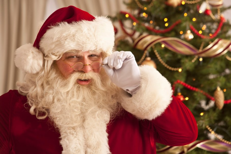 Santa is visiting Bangor and this is where you can meet him!