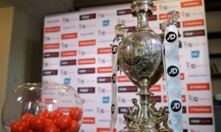 Bangor City to play rivals Caernarfon Town in the Welsh Cup