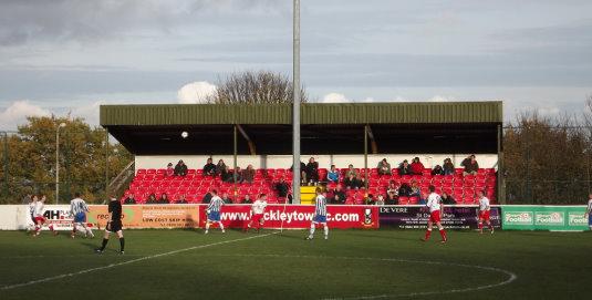 Match Preview: Buckley Town v Bangor City