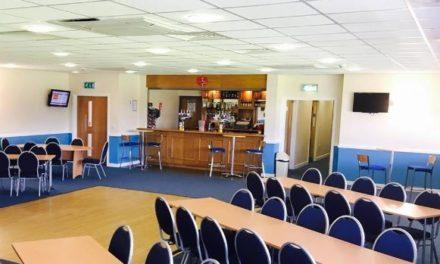 Bangor City 'Farrar Suite' cancels events and bookings