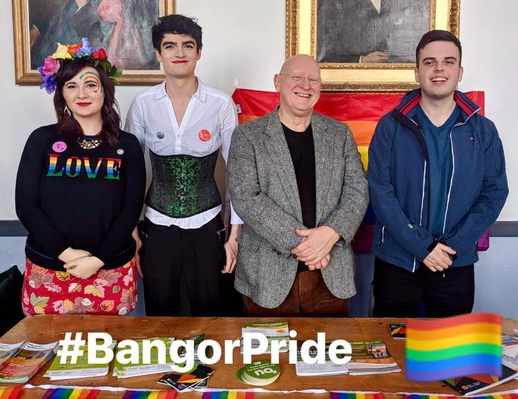 Bangor Pride event celebrates diversity and inclusiveness