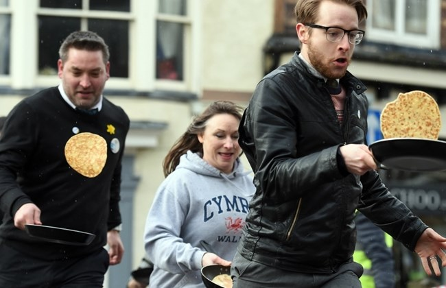 Bangor Cathedral to hold community pancake race