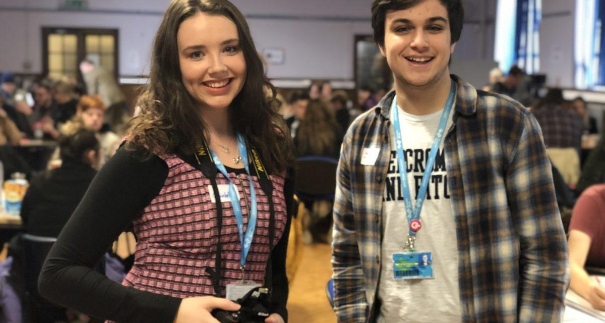 Students' Views Heard at Bangor Conference