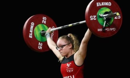 Bangor 'raise the bar' at Welsh Weightlifting Championships