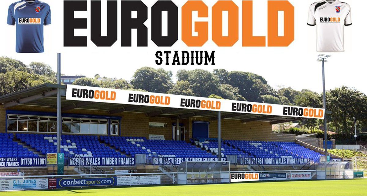 Bangor City announce new 'five figure' stadium sponsorship deal