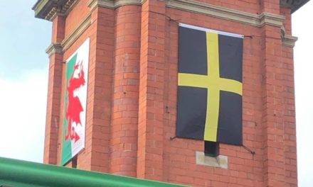 Bangor ready for St David's Day Parade