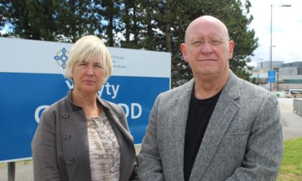 First Minister questioned about Ysbyty Gwynedd vascular services threat