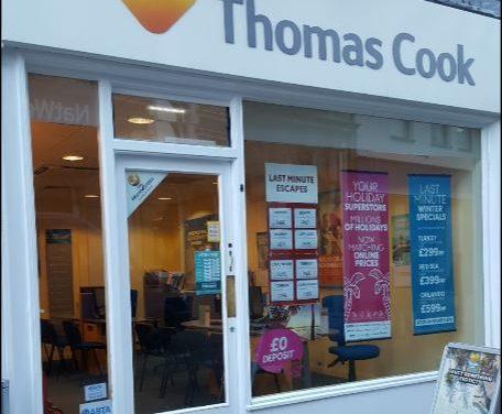 Bangor Thomas Cook to reopen next week as Hays Travel
