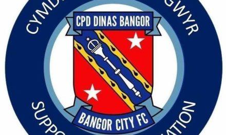 New Bangor football club takes a step forward