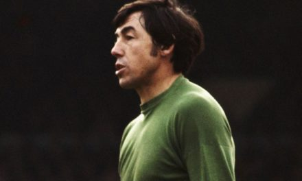 Gordon Banks' England shirt sells for £4,200