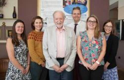 Arts inspired programme helps care staff support people living with dementia