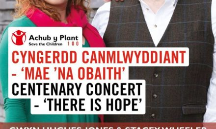 Save the Children's Centenary Celebrations begin with Bangor Cathedral Concert