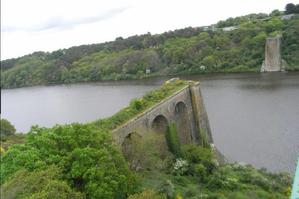Locals and commuters in shock after Menai Bridge stolen