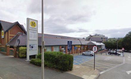 Police appeal after cars damaged at Bangor Morrisons