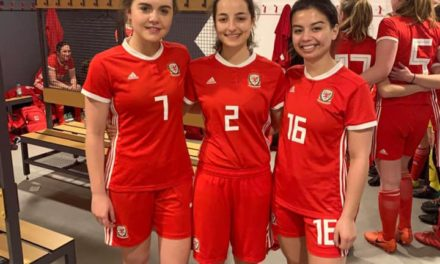 Eight Bangor University students selected for Welsh Universities squads