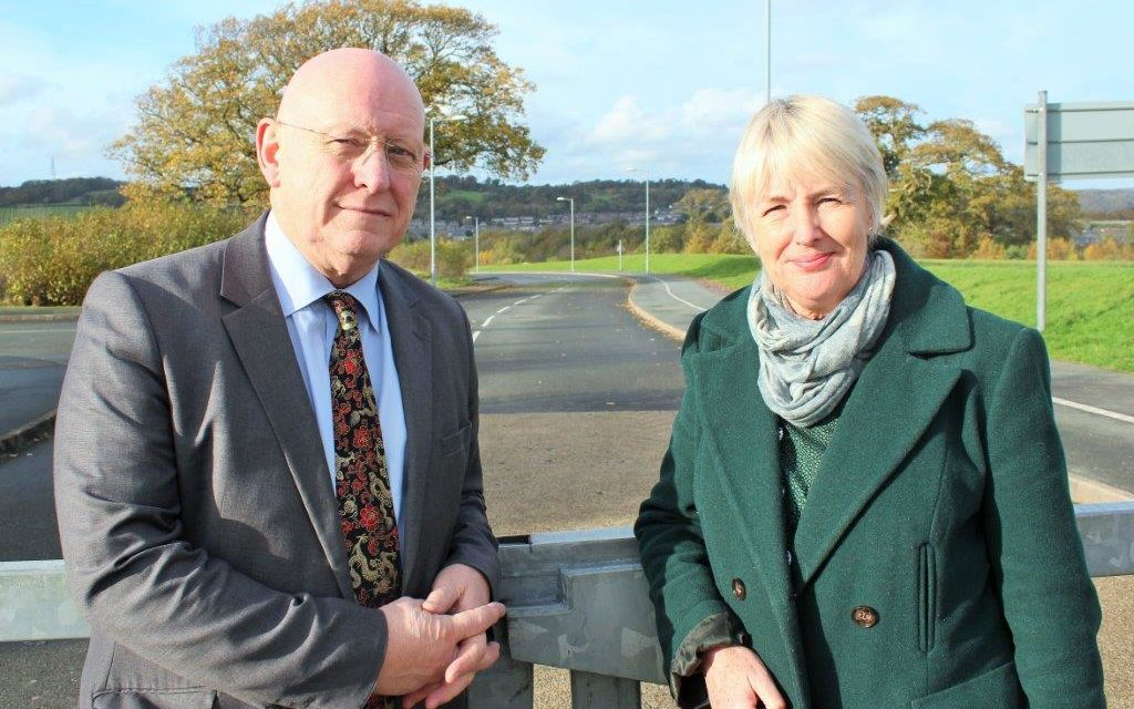 Welsh Government blamed for lack of progress at Parc Bryn Cegin