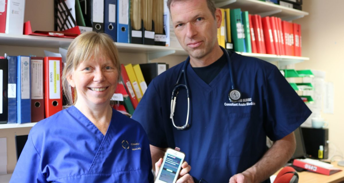 Mobile App helps cancer patients stay safe during treatment