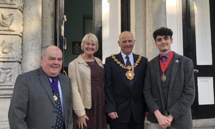 New Mayor elected for the City of Bangor