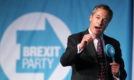 YouGov poll shows Brexit Party ahead in Wales