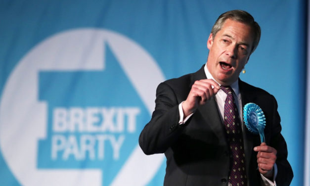 Brexit Party Winners in Welsh European Parliamentary Elections