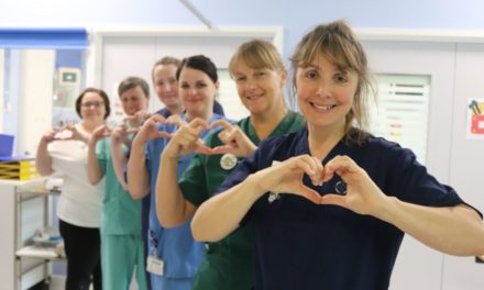 Health Board and Bangor University pledge to support nurse development