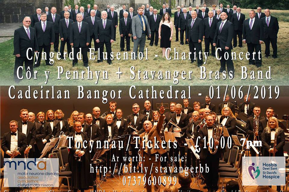 Côr y Penrhyn to perform charity concert at Bangor Cathedral