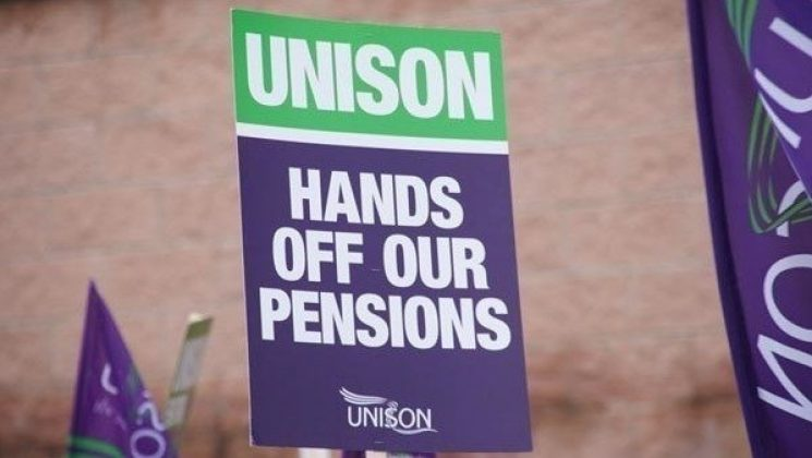 'Hands off our pensions' rally to be held at Bangor University