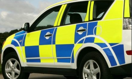 Two taken to hospital after Felinheli bypass crash