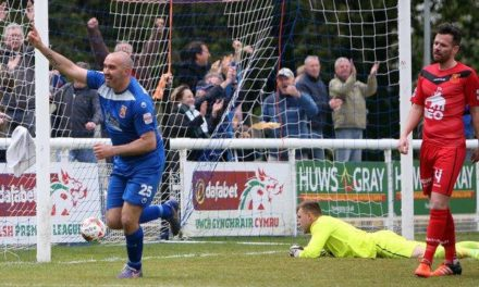 Bangor City look for new manager as Taylor-Fletcher leaves for Llandudno